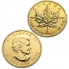 2014 1/10 oz Canadian Gold Maple Leaf Coin .9999 pure