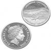 2015 Silver Australian Saltwater Crocodile 1oz Coin