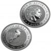 2015 Silver Australian Kookabura 1oz Coin