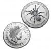 2015 Silver Australian Funnel-Web Spider 1oz Coin