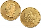 2016 1oz Canadian Gold Maple Leaf Coin .9999 fine