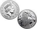 2017 Landmarks of Britain (Big Ben) 1oz Silver Coin