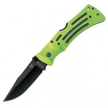 Ka-Bar Zombie Mule Fold Straight Edg knives 3058