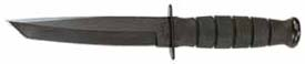 Ka-Bar 1254 Short Tanto Knife