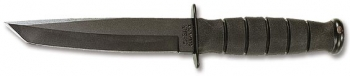 Ka-Bar 5054 Short Tanto Point Knife