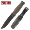 Ka-Bar 2222 Mark I Kraton Serrated Knife
