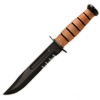 Ka-Bar 5019 Army Knife 7 Clip Point Epoxy Powder Coated