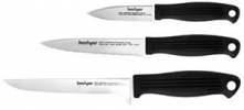 Kershaw 3 Piece Kitchen Knife Set 9920-3