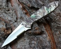 Kershaw LEEK CAMO SERRATED - 1660RTST