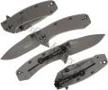 Kershaw CRYO Rick Hinderer SS Folder Knife 1555TI