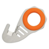 Kershaw Zip It Gut Hook Orange Knife 2520OR
