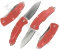 Kershaw Little Lockback Folder Red Knife 5300RD