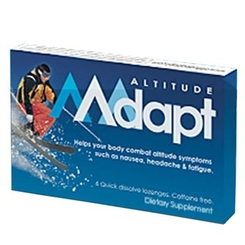 Altitude Adapt reduces Altitude Symptoms of Nausea Headache Fatigue