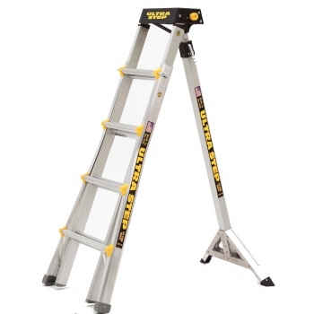 Little Giant Ultra Step Aluminum Ladder 11580