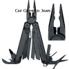 Leatherman WAVE BLACK OXIDE/ CAP CRIMPER - 830489