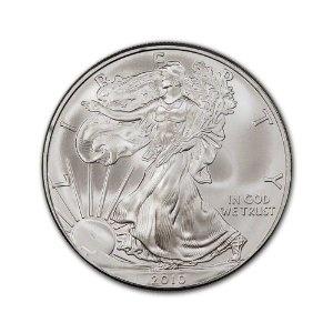 2010 1 oz Silver American Eagle Coin
