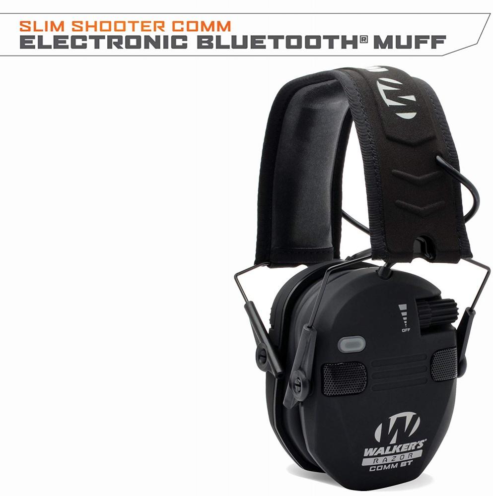 Walkers WGE01474 Razor Slim Electronic Muff