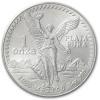 1986 Mexican Silver Libertad 1 oz
