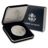1996 1 oz Silver American Eagle Key Date Coin in U.S. Mint Box