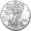 1996 1 oz Silver American Eagle Key Date Coin