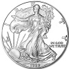 1998 1 oz Silver American Eagle Coin