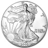 2000 1 oz Silver American Eagle Coin
