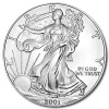 2001 1 oz Silver American Eagle Coin