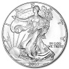 2002 1 oz Silver American Eagle Coin
