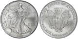 2005 1 oz Silver American Eagle Coin