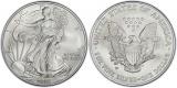 2006 1 oz Silver American Eagle Coin