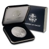 2010 1 oz Silver American Eagle Coin in U.S. Mint Box