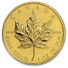 2011 Canadian Gold Maple Leaf Coin 1oz .9999 Fine