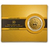 2011 Gold Canadian Mountie Maple Leaf 1 oz Pure Gold Coin