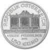 2011 1 Oz Silver Austrian Philharmonic Coin .9999 Fine