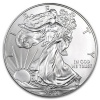2012 1 oz Silver American Eagle Coins - 2 Pack