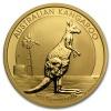 2012 Austalian Gold Kangaroo .9999 Fine Gold 1 oz Coin