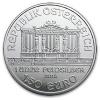 2012 1 Oz Silver Austrian Philharmonic Coin .9999 Fine