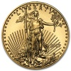 2013 1/10 oz Gold American Eagle Coin