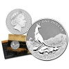 2013 Australian Silver Kangaroo 1 oz in Display Card