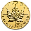2013 1oz Canadian Gold Maple Leaf Coin .9999 fine