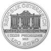 2013 1 Oz Silver Austrian Philharmonic Coin .9999 Fine