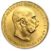 Gold Austrian Hungarian 100 Corona Coin (.9802 AGW)