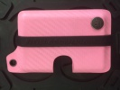 Concealment Commander CFIBER PINK KYDEX WALLET - 300CFPK