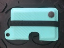 Concealment Commander CF TIFFANY BLUE KYDEX WALLET - 300CFTBL