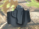 Concealment Commander MUZZ S&W BODYGUARD BLACK - 35613