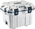 Pelican 30 QT--WHITE/GRAY COOLER - 06741