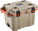 Pelican 50QT ICE CHEST TAN/ORANGE - 06746