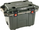 Pelican 50 QT--OD GREEN/TAN COOLER - 06747
