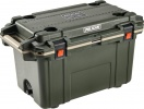 Pelican 70 QT--OD GREEN/TAN COOLER - 06751