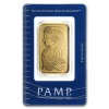 Pamp Suisse 1 Ounce Gold Bar .9999 Fine (In Assay)